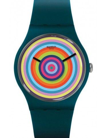 Reloj Swatch unisex Toupie SUON117