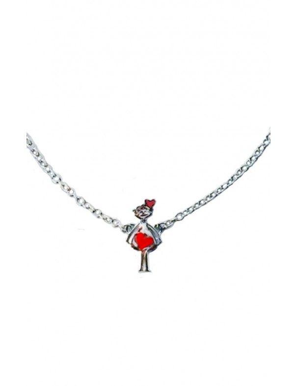 Collar Agatha Ruiz de la Prada Plata niña 155AGA