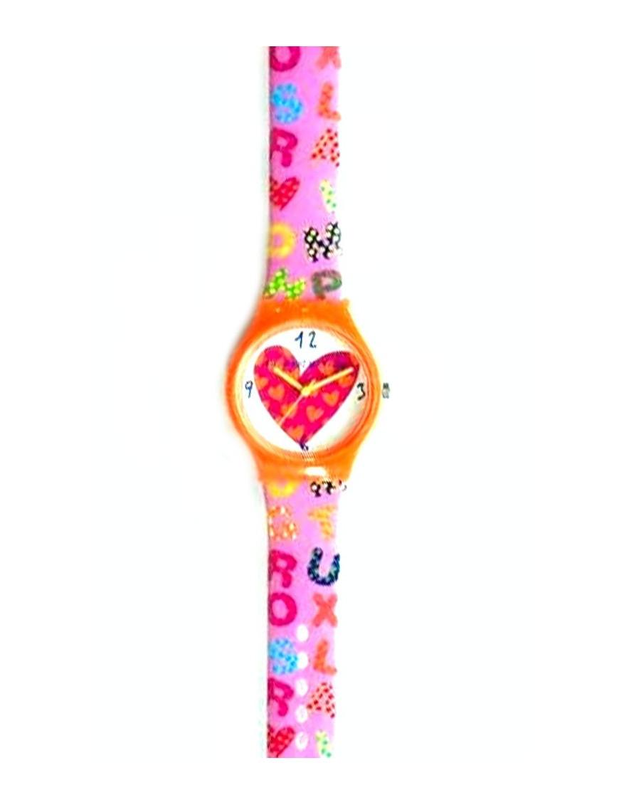 Reloj Agatha Ruiz de la Prada Flip niña Alfabeto Pequeño AGR143