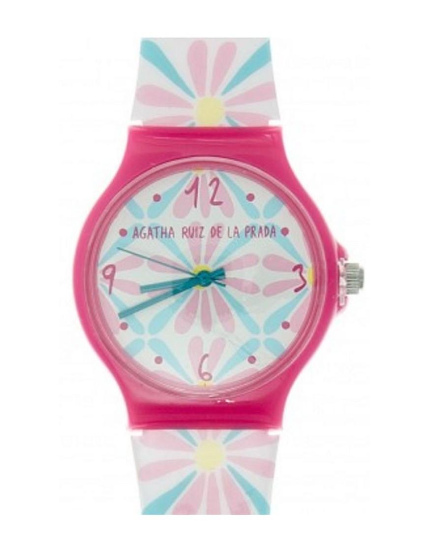 Reloj Agatha Ruiz de la Prada Flip niña Margaritas AGR147