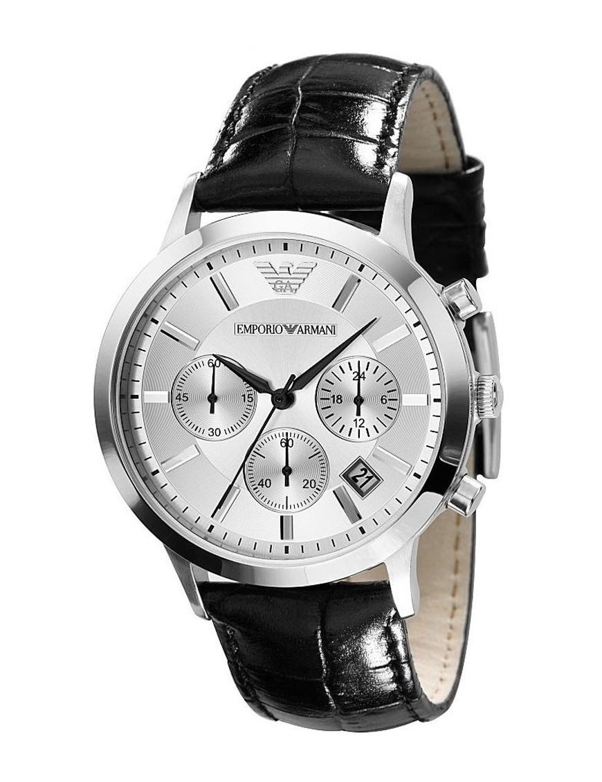 Reloj Emporio Armani multifunción hombre AR2432