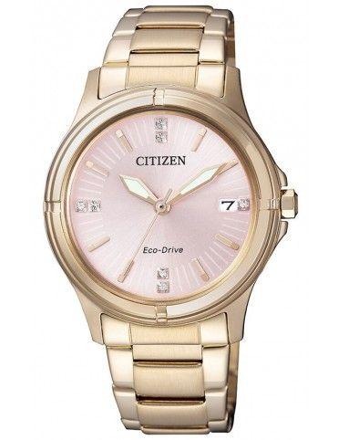 Reloj Citizen Eco-Drive mujer FE6053-57W