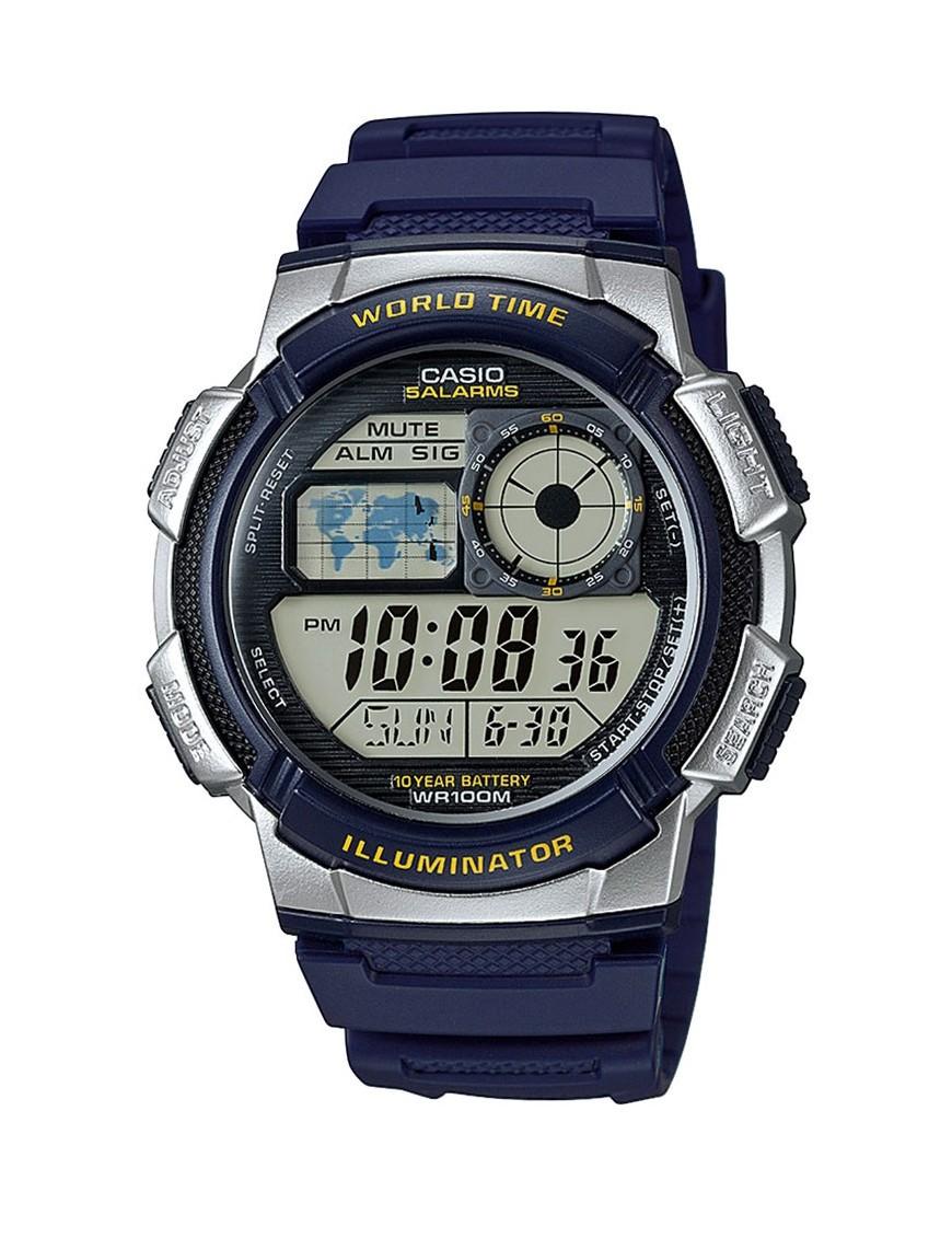 Reloj Casio cronógrafo hombre AE-1000W-2AVEF