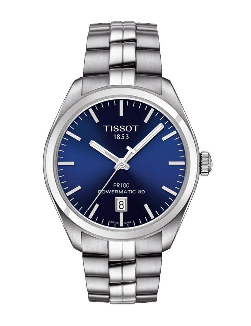 Reloj Tissot hombre PR 100 automatic Gent T1014071104100