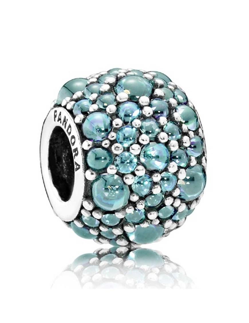 Charm Pandora plata Gotas Brillantes 791755MCZ