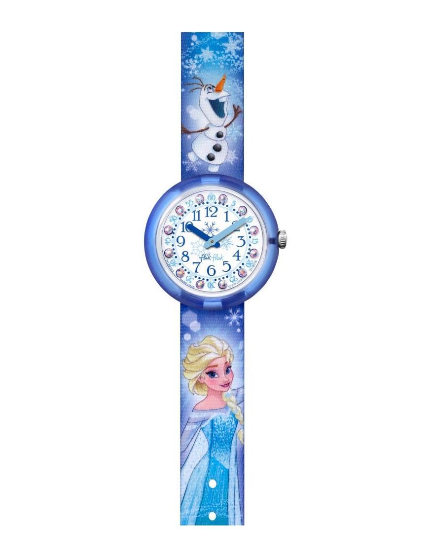 Reloj Flik & Flak Disney Frozen niña FLNP023
