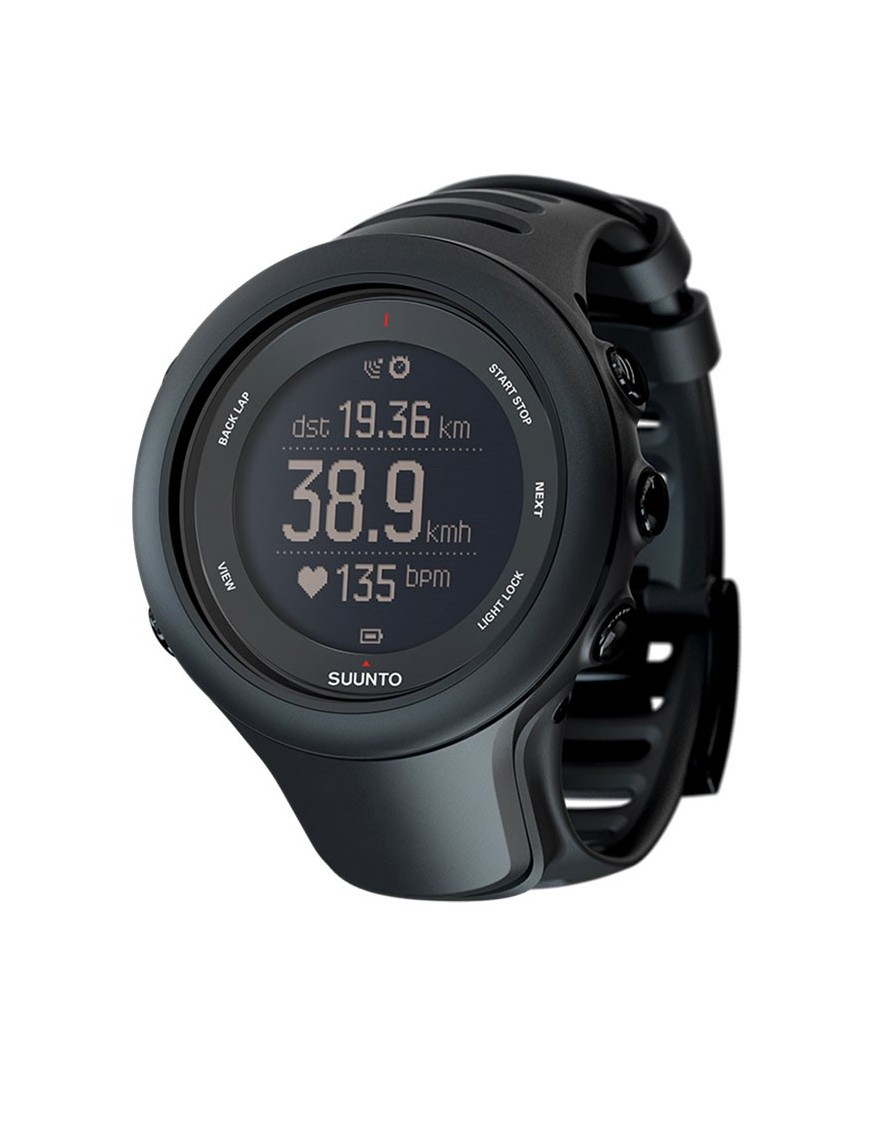 Reloj suunto AMBIT3 Sport hombre Black (HR) SS020678000