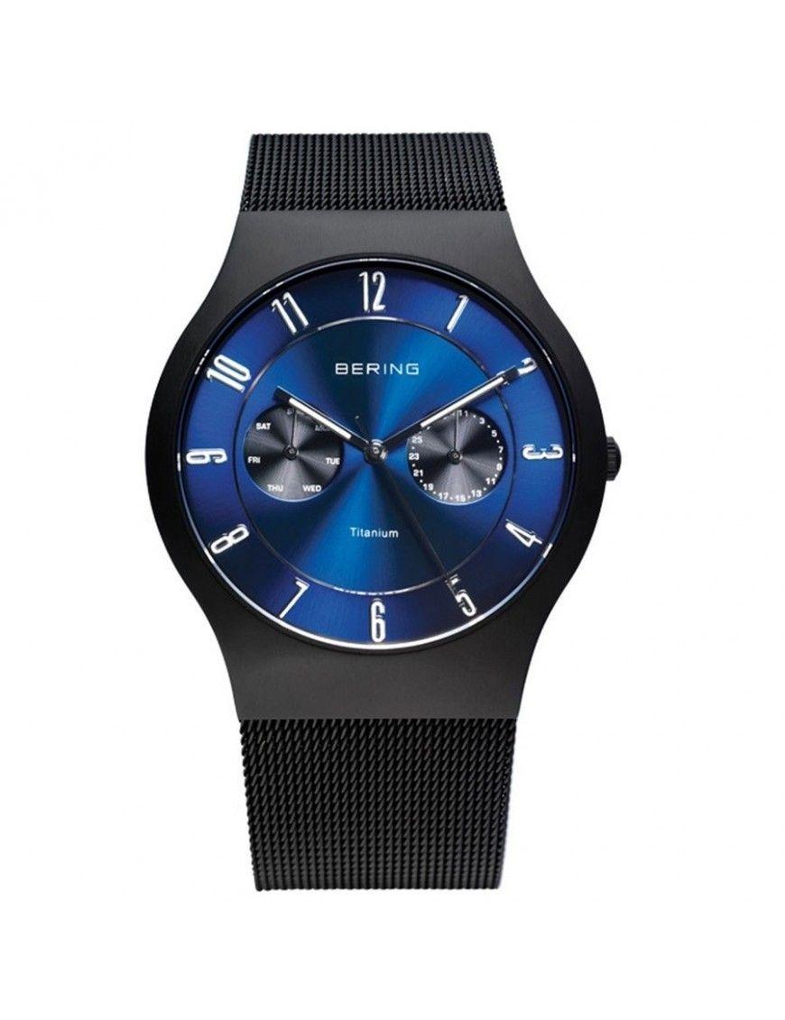 Reloj Bering multifunción Hombre 11939-078