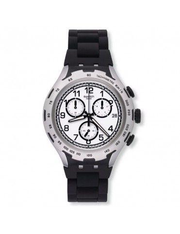 Reloj Swatch cronógrafo Hombre Black Attack YYS4020AG