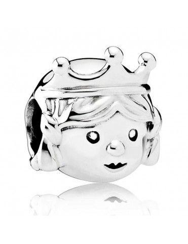 Comprar Abalorio Pandora plata Preciosa Princesa 791960 online
