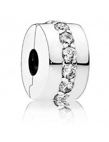 Comprar Charm Clip Pandora Sendero Luminoso 791972CZ online