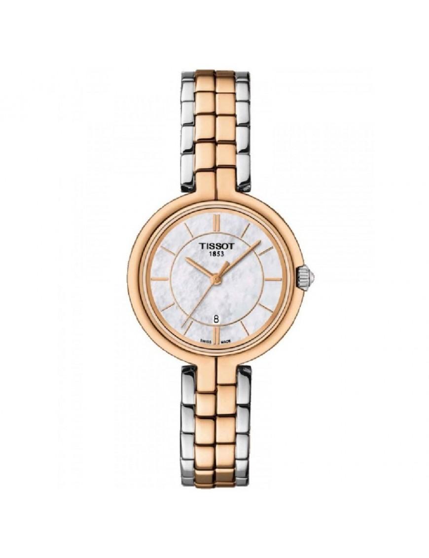Reloj Tissot Mujer Flamingo T0942102211100