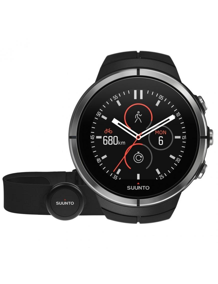 Reloj Suunto Spartan Ultra Black (HR) SS022658000
