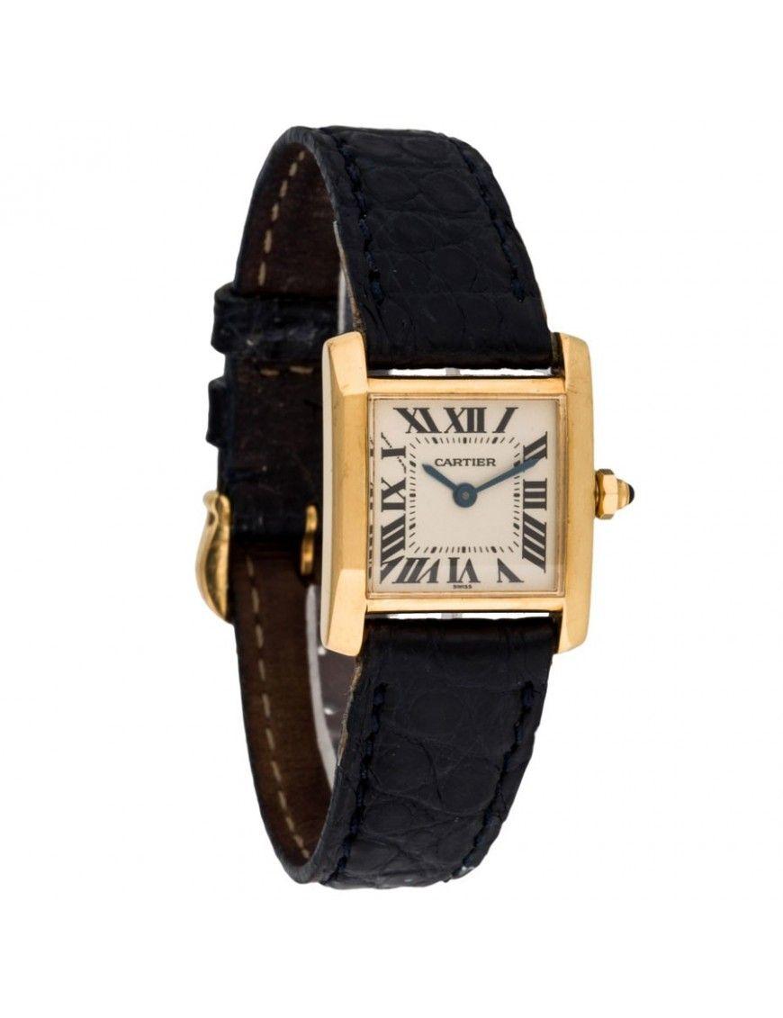 dde039fe5491 Reloj Cartier Tank Francaise Mujer W5000256. Reloj Cartier para mujer