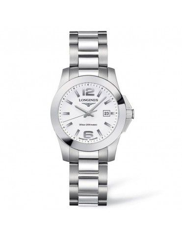 Comprar Reloj Longines Conquest Mujer L32774166 online