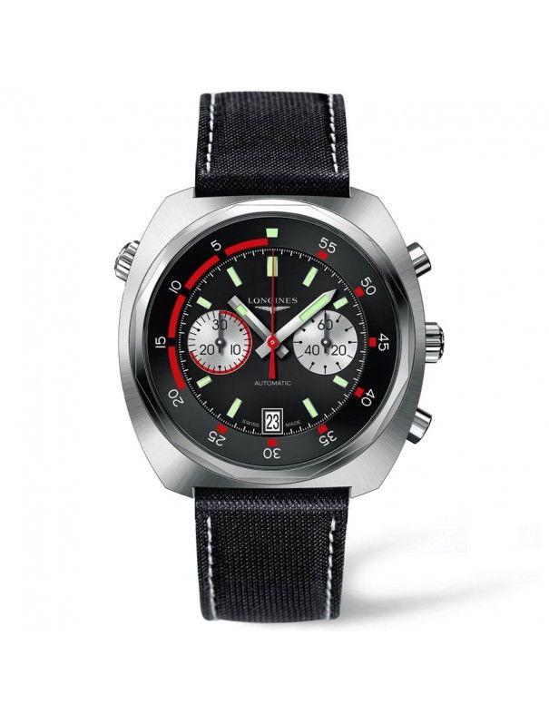 Reloj Longines Heritage Diver Hombre cronógrafo L27964522