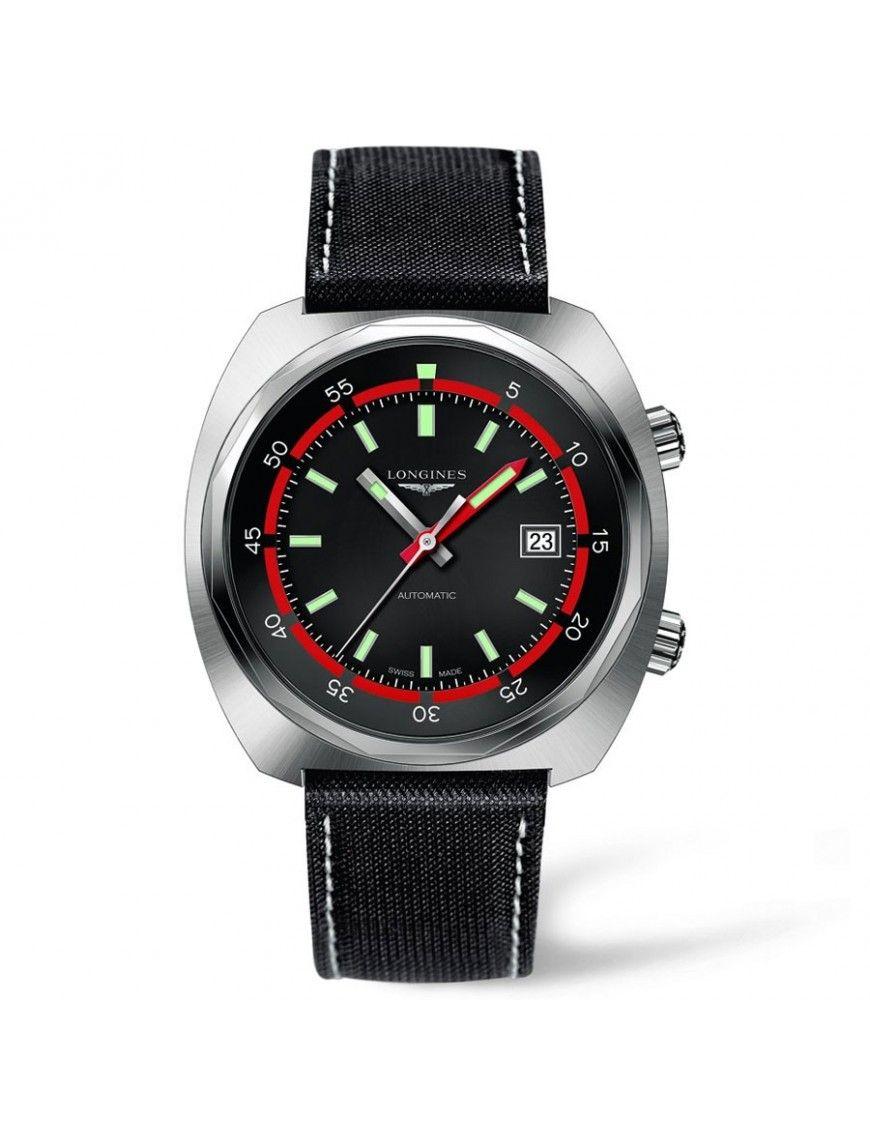 Reloj Longines Heritage Hombre L27954520