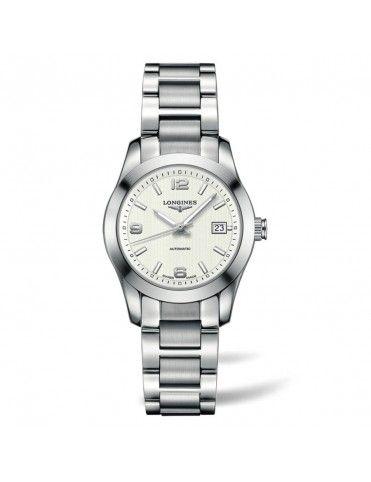 Comprar Reloj Longines Conquest Classic Mujer L22854766 online
