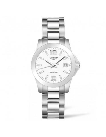Comprar Reloj Longines Conquest Mujer L33774166 online