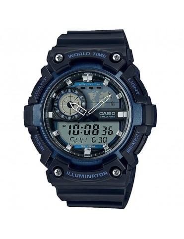 Reloj Casio Hombre cronógrafo AEQ-200W-2AVEF
