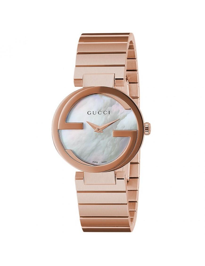 Reloj Gucci Mujer Interlocking YA133515