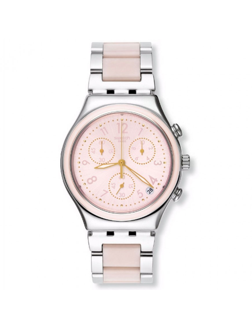 Reloj Swatch Mujer cronógrafo Dreaminght Rose YCS588G