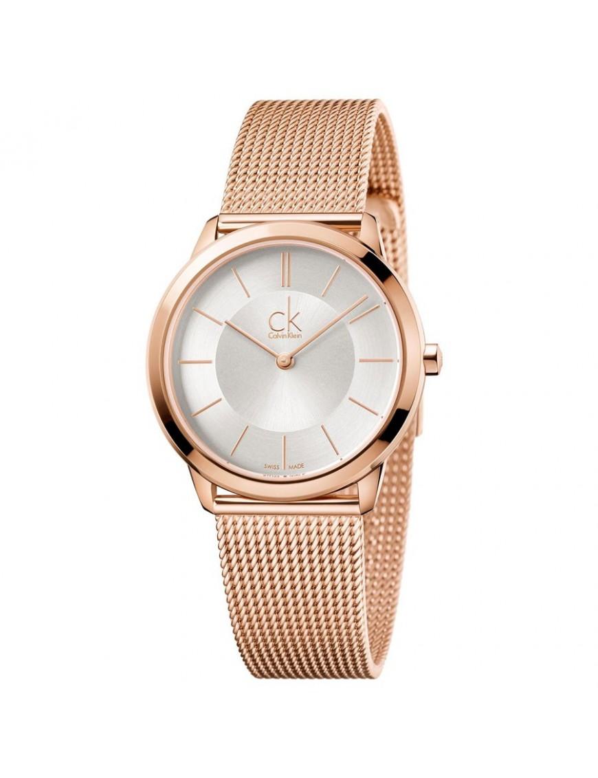 Reloj Calvin Klein Mujer Minimal K3M22626