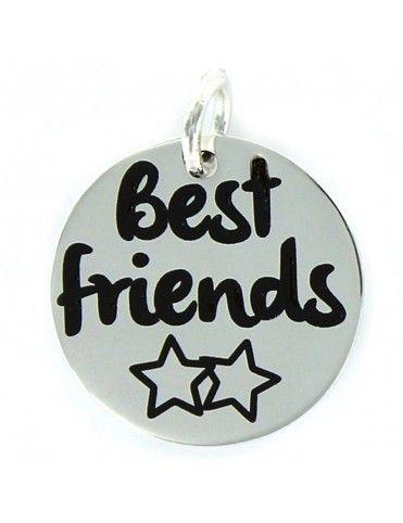 Colgante Plata Mujer Best Friends 9089849