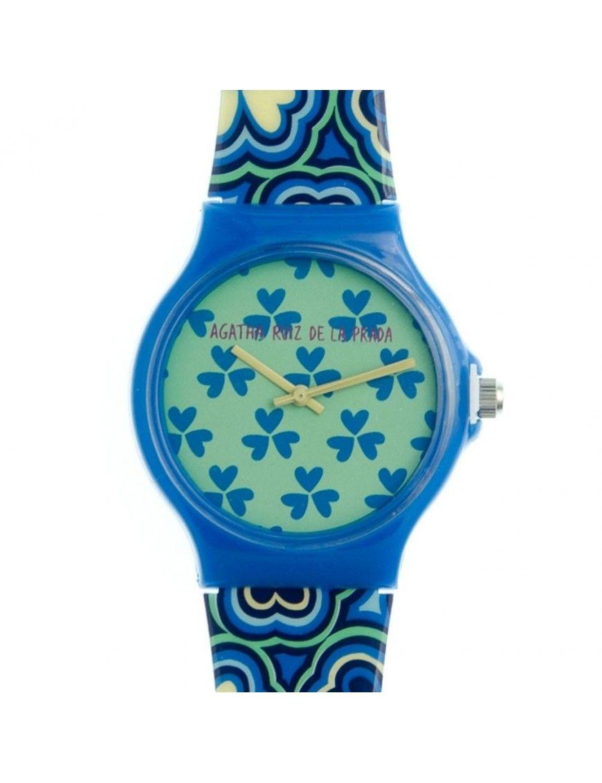 Reloj Agatha Ruiz de la Prada Mujer TRÉBOL AGR176
