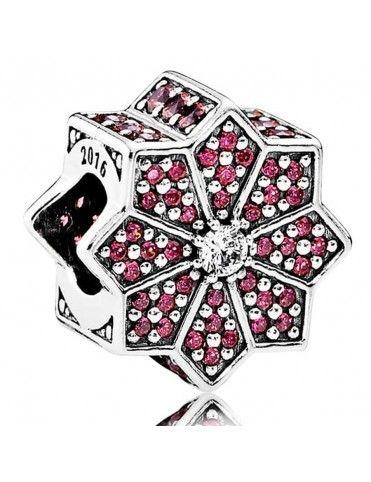 Charm Pandora Edición Limitada Poinsettia 791989CZR
