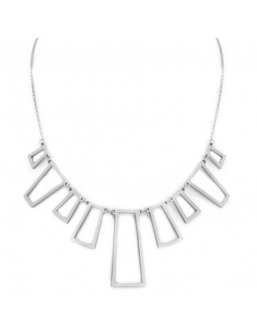 Collar Anartxy Acero Mujer COA223