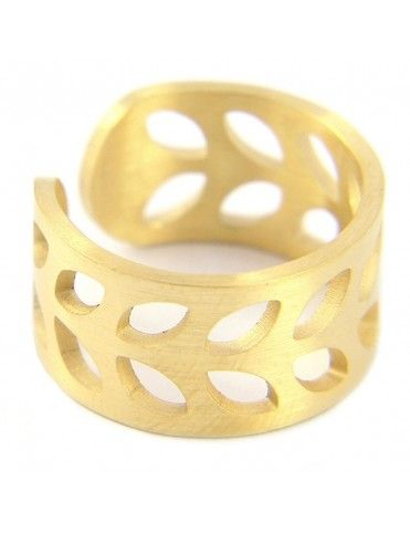 Anillo Anartxy Acero Mujer AAN196