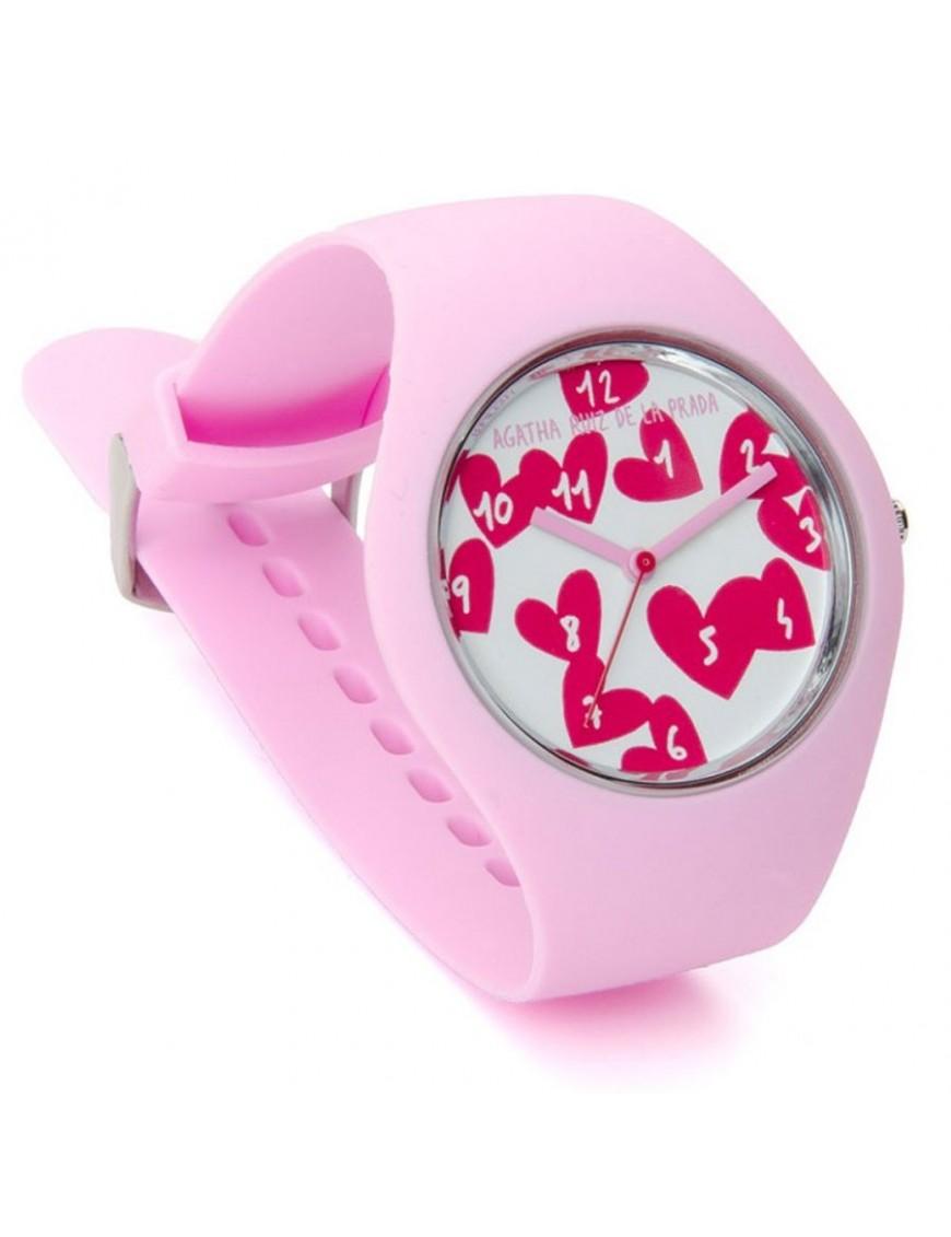 Reloj Agatha Ruiz de la Prada Niña Pink Watch Polo AGR118