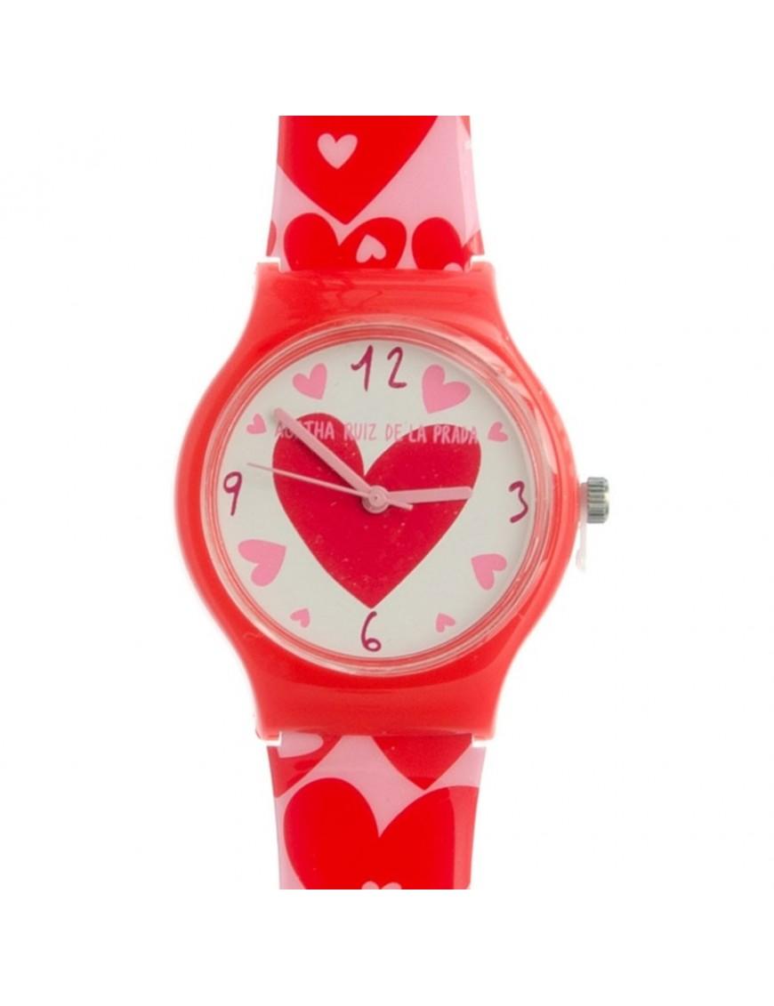 Reloj Agatha Ruiz de la Prada Niña Redhearts Watch Small AGR159