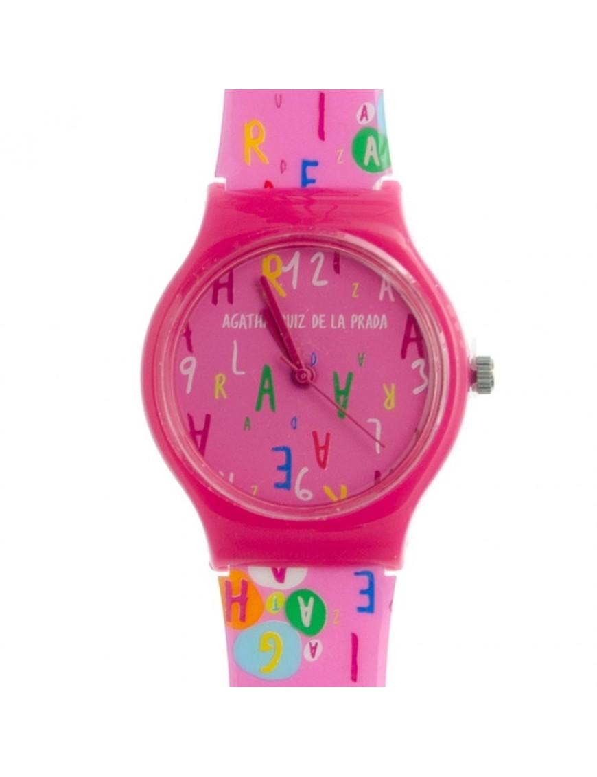 Reloj Agatha Ruiz de la Prada Niña Letters Watch Small AGR160