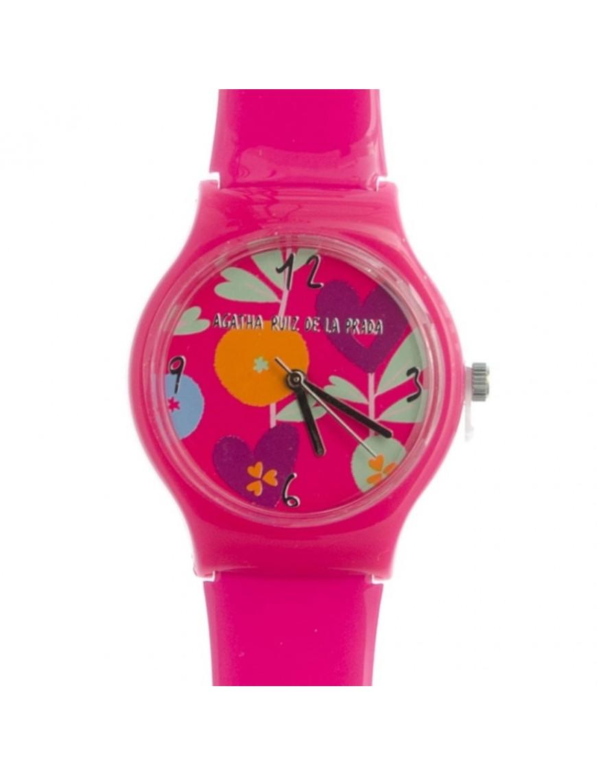 Reloj Agatha Ruiz de la Prada Niña Fuc Flower Watch Small AGR168