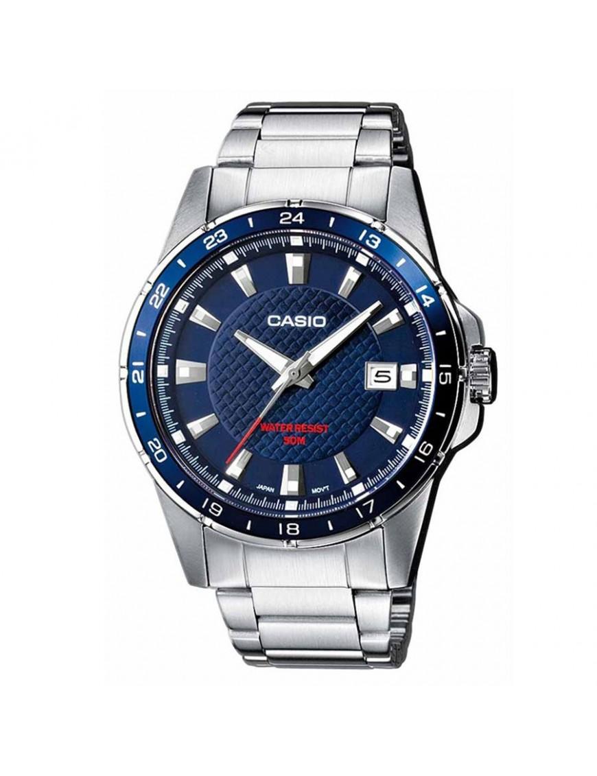 Reloj Casio Hombre MTP-1290D-2AVEF