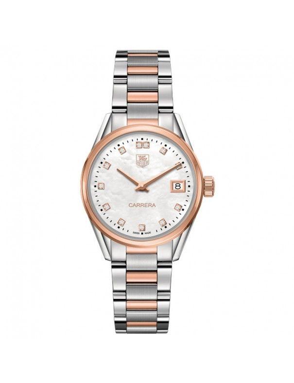 Reloj TAG Heuer Carrera Mujer WAR1352.BD0779