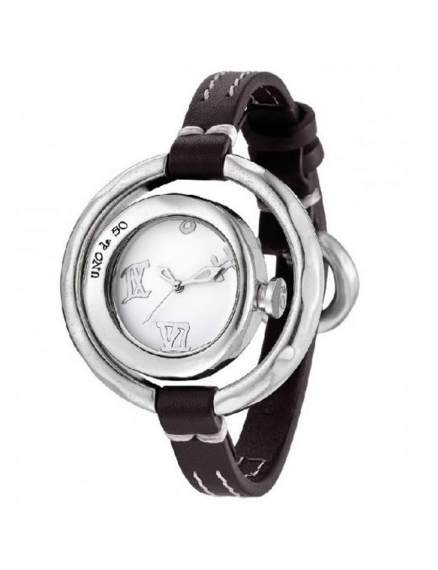 Reloj Uno de 50 Mujer Cuanto Tiempo REL0101BLNMAR0U