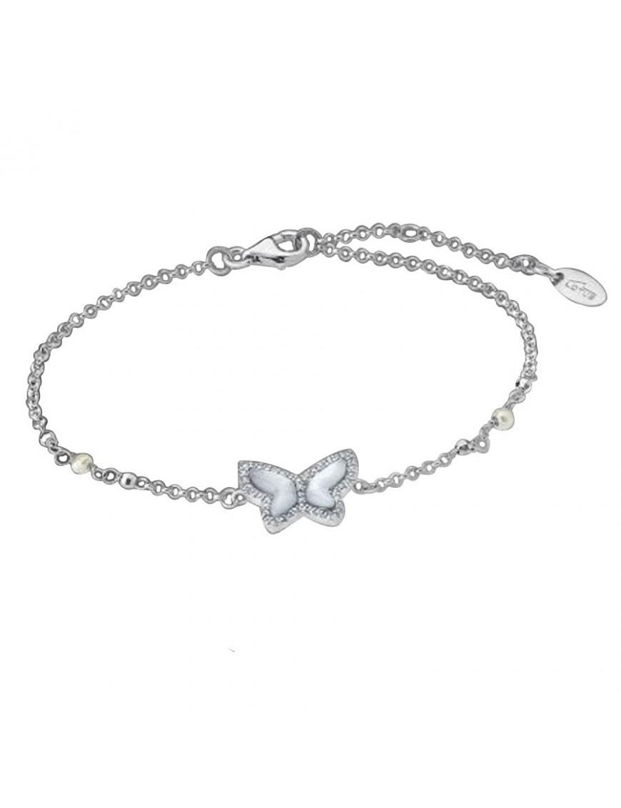 Pulsera Lotus Silver Plata Mujer LP1615-2/1