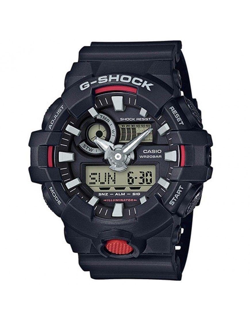 Reloj Casio G-Shock Hombre GA-700-1AER