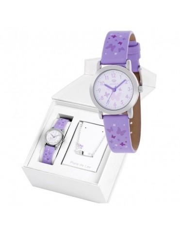 Comprar Reloj Marea + Pulsera Niña B35284/6 online