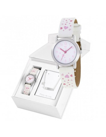 Comprar Reloj Marea + Pulsera Niña B35284/7 online