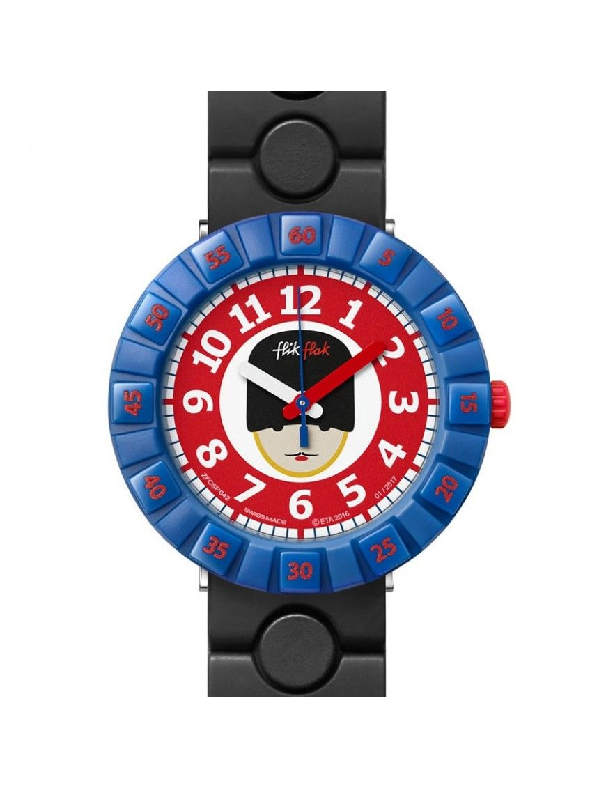 Reloj Flik Flak Niño Cheers James FCSP042