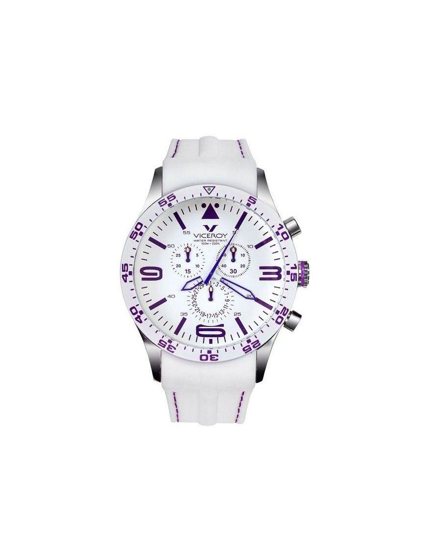 Reloj Viceroy Acero Crono Hombre 432047-35
