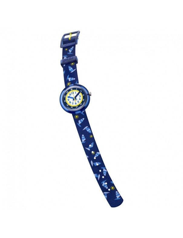 Reloj Flik Flak Niño Blue Summer FPNP011