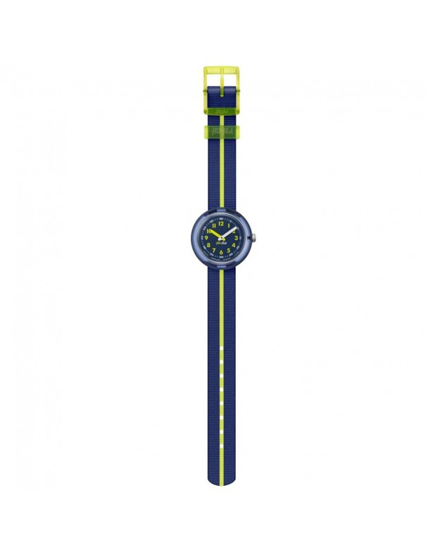 Reloj Flik Flak Niño Yellow Band FPNP023