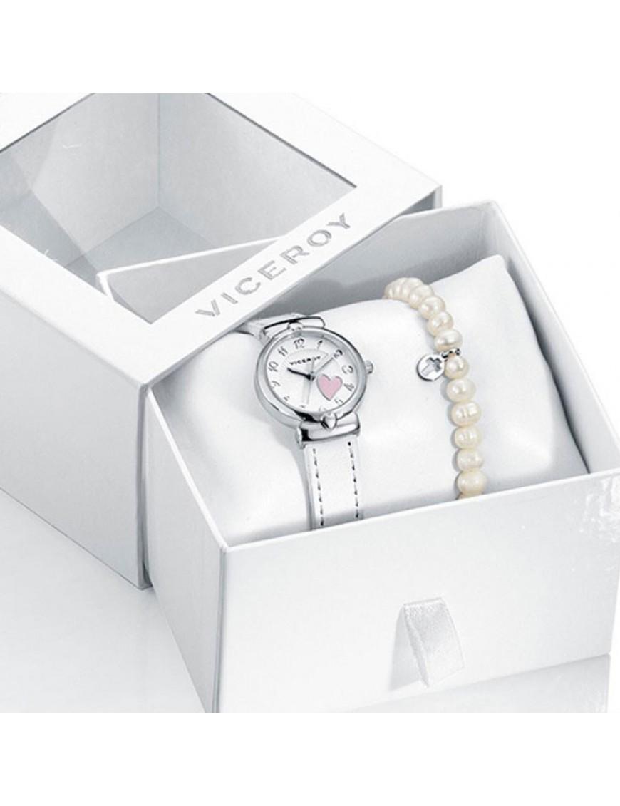 b593dd85d60e Pack Viceroy Reloj + Pulsera Niña 40938-05. Relojes Viceroy
