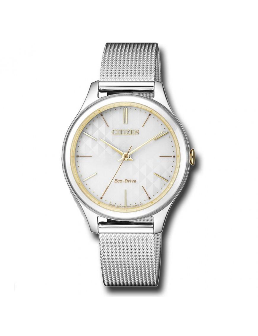 Reloj Citizen Eco-Drive Mujer EM0504-81A