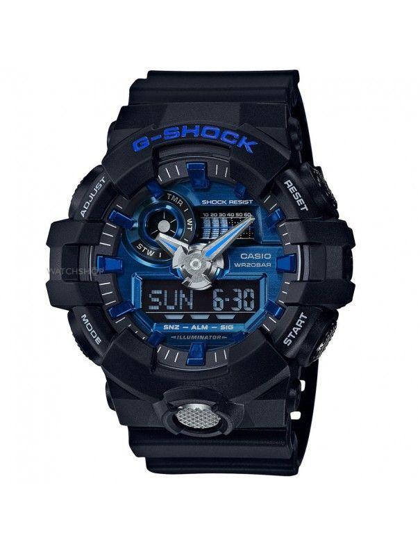 Reloj Casio G-Shock Hombre Cronógrafo GA-710-1A2ER